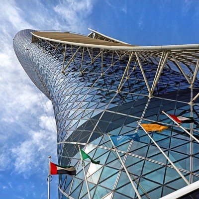Capital Gate, Dubai