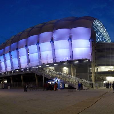 stadion miejski, Poznań