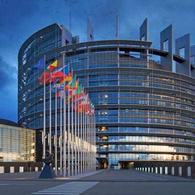 Parlament Europejski, Strasbourg