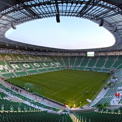 stadion miejski Wrocław