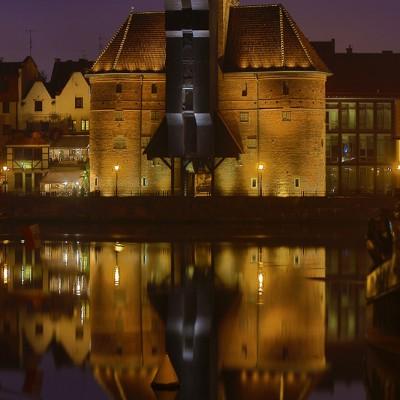 żuraw, Gdańsk