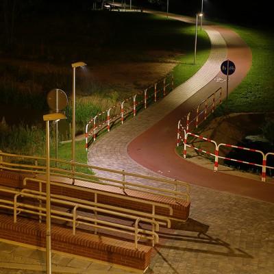 ścieżka rowerowa, Piła