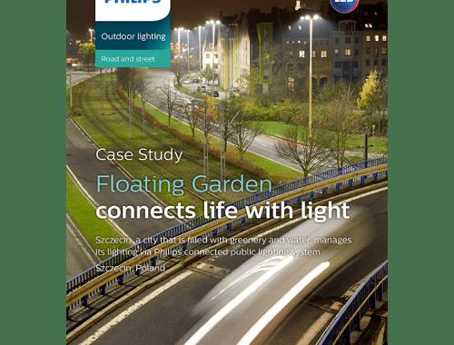 Philips - nowoczesne oświetlenie Szczecina