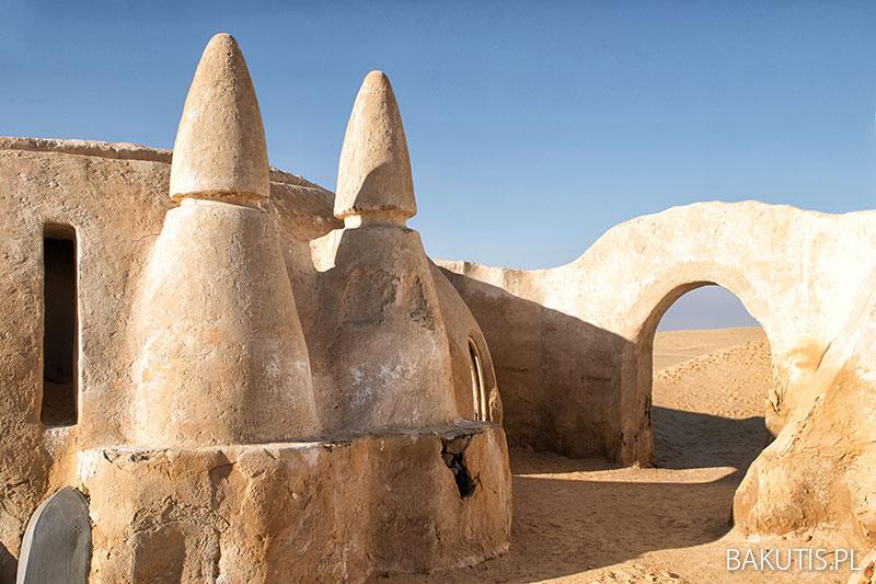 Tatooine - miasteczko z Gwiezdnych Wojen