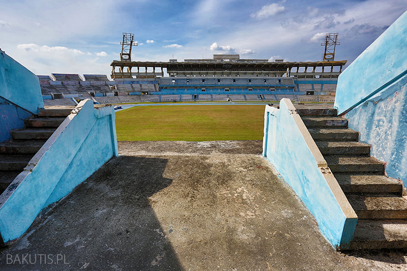 Hawana – Estadio panamericano
