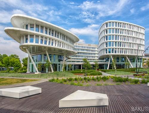 Business Garden, Warszawa