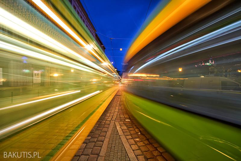 Poznańskie tramwaje