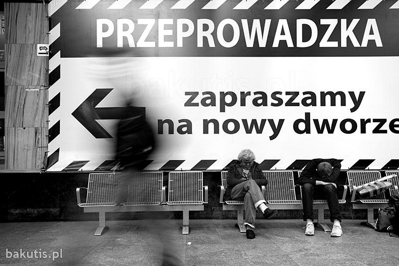 Stary dworzec PKP w Poznaniu