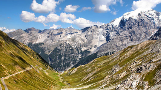 Plener fotograficzny w Alpach