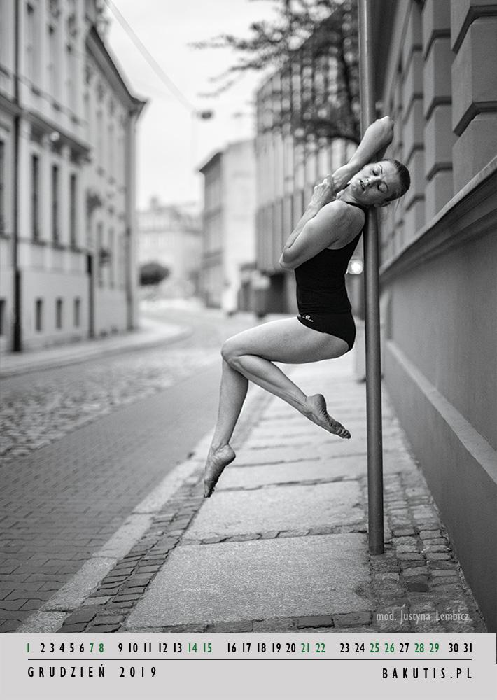 kalendarz pole dance