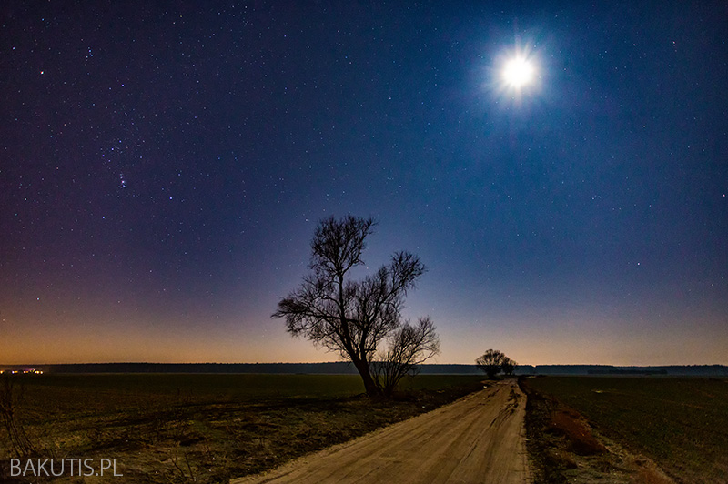 nocna fotografia